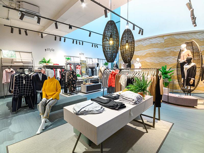 Modehaus Räumlichkeiten