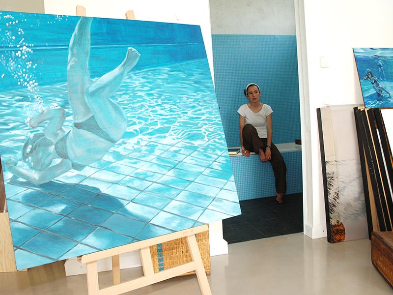 Künstlerportrait