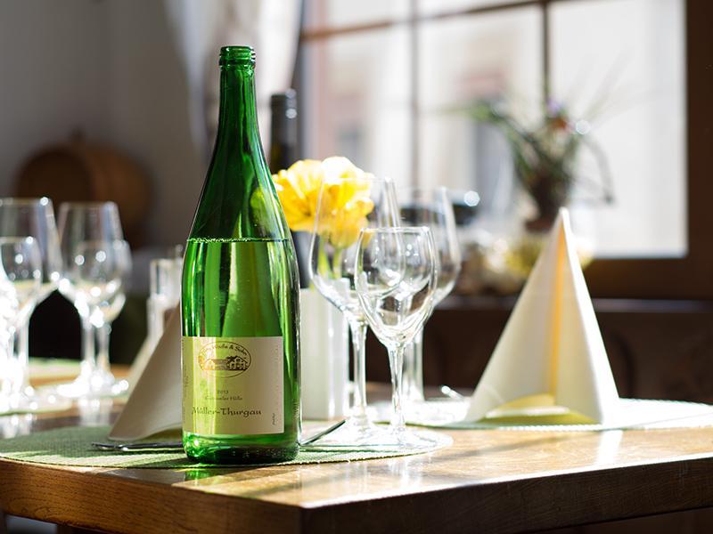 Produktaufnahme Wein