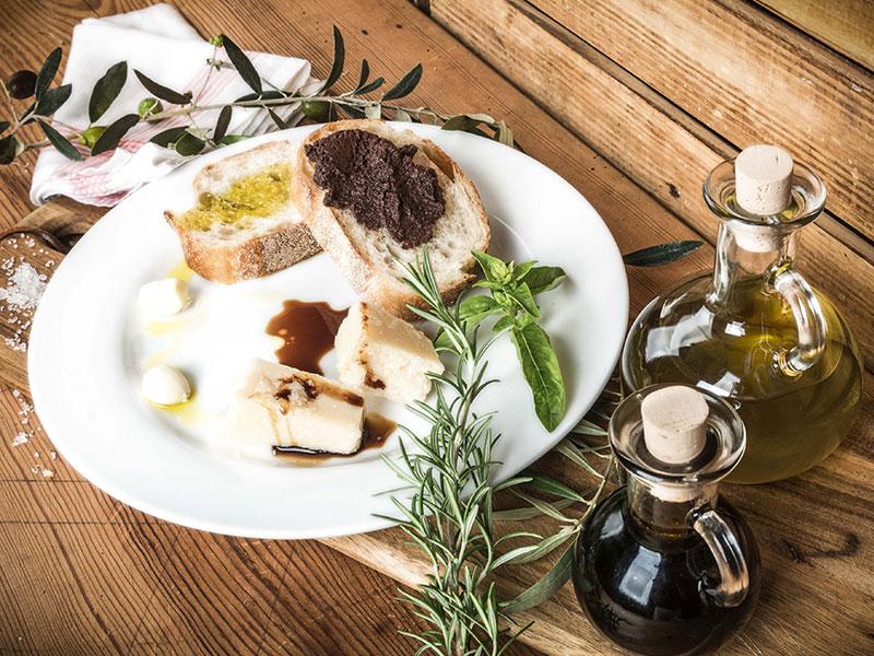 Produktaufnahme Olivenöl