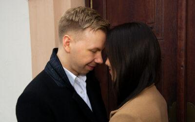 Fotoshooting zum Valentinstag